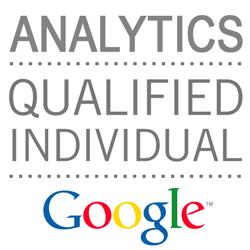 InBusiness er Google Partner og sertifisert i Analytics